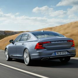 ATTELAGE VOLVO S90 09/2016- - RDSO demontable sans outil - attache remorque BRINK