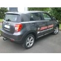 ATTELAGE Toyota Urban Cruiser 4WD 2009- (P115) - RDSO demontable sans outil - attache remorque BRINK-THULE