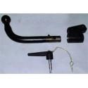 Faisceau specifique attelage LANCIA PHEDRA 2002-2010 - 7 Broches montage facile prise attelage