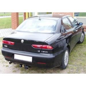 ATTELAGE Renault 21 coffre inclus 2 L Turbo essence 1986-1994 - attache remorque BRINK-THULE