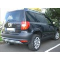 ATTELAGE SKODA Yeti 2009- - RDSO demontable sans outil - attache remorque BRINK-THULE
