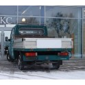 ATTELAGE Volkswagen LT28 chassis cabine 1995-2006 (roues simples- LT32 ) - rotule equerre - attache remorque BRINK-THULE