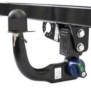 ATTELAGE FIAT PANDA III sauf 4X4 2012- - Col de cygne - attache remorque BRINK-THULE