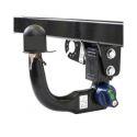 Faisceau specifique attelage Fiat Qubo 2008- - 7 Broches montage facile prise attelage