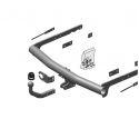 ATTELAGE Fiat Punto hayon 09/1999-05/2003 - 3 et 5 portes (T188) - COL DE CYGNE - attache remorque BRINK-THULE