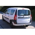 ATTELAGE DACIA LOGAN BREAK 2007-2013 (MCV) - RDSO demontable sans outil - attache remorque BRINK-THULE