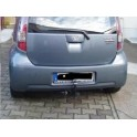 ATTELAGE Daihatsu Sirion hayon 4WD 2006- - RDSO demontable sans outil - attache remorque BRINK-THULE