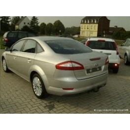 ATTELAGE Ford Mondeo Coffre 2007- - RDSO demontable sans outil - attache remorque BRINK-THULE