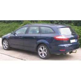 ATTELAGE Ford Mondeo BREAK 2007- - RDSO demontable sans outil - attache remorque BRINK-THULE