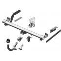 Faisceau specifique attelage Honda Accord break 2003-2008 - 7 Broches montage facile prise attelage