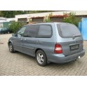 ATTELAGE Kia Carnival 1999-2006 (UP) - RDSO demontable sans outil - attache remorque BRINK-THULE