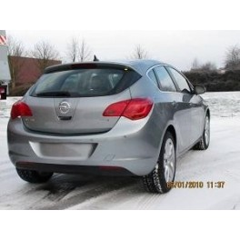 ATTELAGE OPEL Astra J 2010- - RDSO demontable sans outil - attache remorque BRINK-THULE