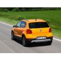 ATTELAGE VOLKSWAGEN POLO CROSS 2010- - RDSO demontable sans outil - BRINK-THULE THULE