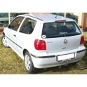 ATTELAGE VOLKSWAGEN Polo Hayon 1999- 2001 (6N) - RDSO demontable sans outil - attache remorque BRINK-THULE