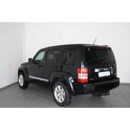 ATTELAGE JEEP CHEROKEE 2007 - - RDSO demontable sans outil - attache remorque BRINK-THULE