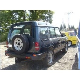 ATTELAGE Land Rover Discovery 1990-1999 - 4X4 (LJ) - rotule equerre - attache remorque BRINK-THULE