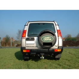ATTELAGE Land Rover Discovery 1999-2004 (TD5) - RDSO demontable sans outil - attache remorque BRINK-THULE