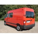 ATTELAGE NISSAN INTERSTAR FOURGON COURT+MOY+LONG 12/1997- - attache remorque