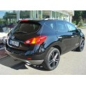 ATTELAGE NISSAN Murano 2008- - RDSO demontable sans outil - attache remorque BRINK-THULE