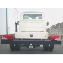 ATTELAGE VOLKSWAGEN CRAFTER ROUES JUMELEES (ATTENTION R POUR MERCEDES E) - Rotule equerre -attache remorque ATNOR