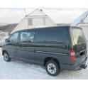 ATTELAGE TOYOTA Hi-Ace 2WD 1995- (H12/H2) - rotule equerre - attache remorque BRINK-THULE