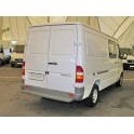 ATTELAGE MERCEDES SPRINTER LONG 200D 300D 05/1995-04/2006 - VW LT28 32 35 - Rotule equerre - attache remorque ATNOR