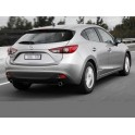 ATTELAGE Mazda 3 hayon 10/2013- - RDSO demontable sans outil - attache remorque BRINK-THULE