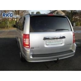 ATTELAGE CHRYSLER GRAND VOYAGER 03/2008- (RT- STOW-N-GO) - RDSO demontable sans outil - attache remorque BRINK-THULE